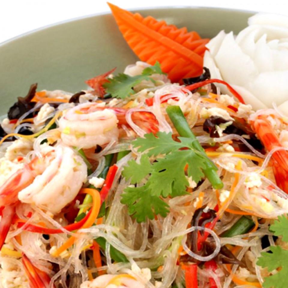 Restaurante Thai Barcelona | Royal Cuisine | Receta | Yam