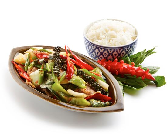 Receta kaproaw mu el m 225 s picante restaurante thai barcelona royal cuisine