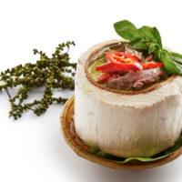 Kio Wan Nua Mapraw - เนื้อผัดน้ำมันหอย