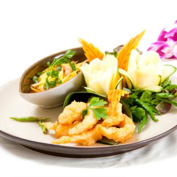 Pla Luy Suan - ปลาลุยสวน