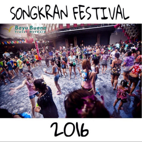 Songkran 2559 | Any Nou Tailandès