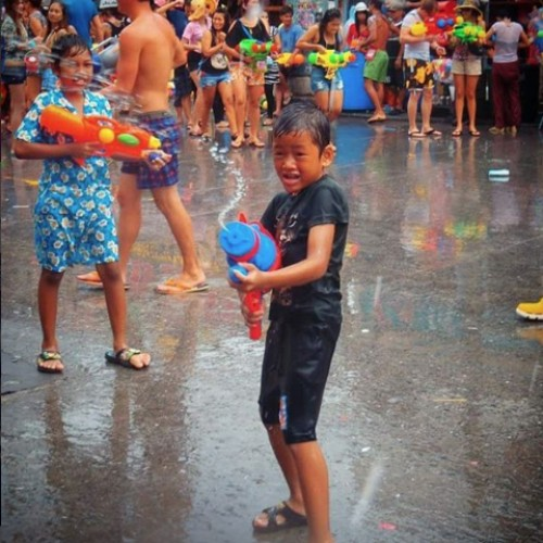 Songkran 2562 | Fin de Año Tailandés