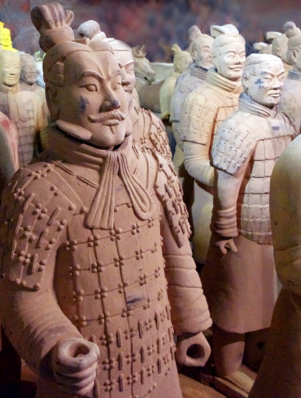Terracota army gerreros de xi an en barcelona restaurante thai barcelona royal cuisine
