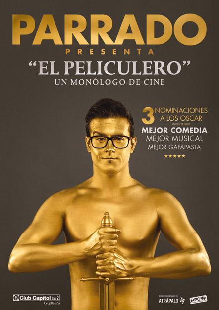 Víctor Parrado | El Peliculero